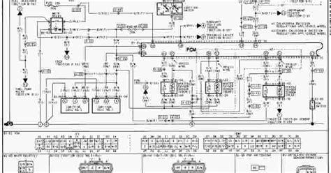 Mazda Miata Wiring Diagram