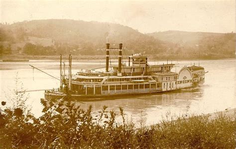 Steam Boat Old by An Old Photo Of The Steamboat Quot City Of Cincinnati