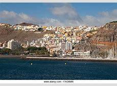 Arona Spain Town Stock Photos & Arona Spain Town Stock