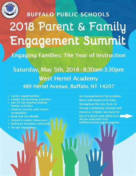bps  parent family engagement summit parent