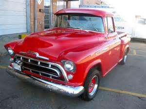 58 Chevy Pickup Truck