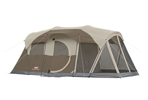 coleman cabin tent tent coleman weathermaster screened 6 person cing