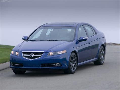 world automotive collection 2007 acura tl type s