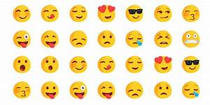 Here are the new emojis coming to Facebook Messenger (FB ...