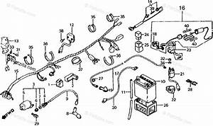 1984 Honda Big Red 200es Wiring Diagram