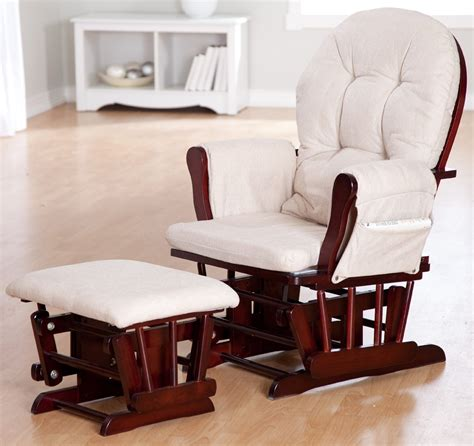 rocking chair with ottoman choose gliding rocking chair with ottoman do