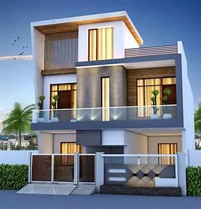 Top, Modern, House, Design