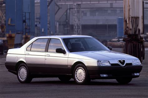 Alfa 164 V6 192 Ch, Confortable Et Rapide