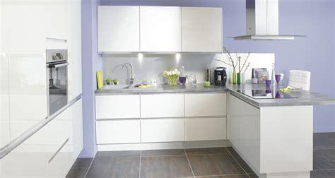 soho blanc la cuisine moderne blanche à l 39 épurée