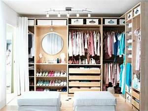 Ikea Offener Kleiderschrank : offene kleiderschranksysteme 30 wundersch ne ideen ~ Eleganceandgraceweddings.com Haus und Dekorationen