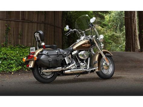 2014 Harley-davidson Heritage Softail® Classic Motorcycles