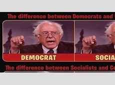 The Difference Between Democrats, Socialists and Communists