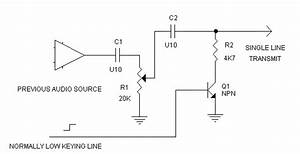 Understanding Single Line Ptt And Microphone Audio