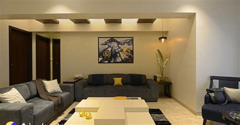 Indian Interior Design Ideas For Living Room by Spacious Living Room Interior Design Ideas By Purple Designs
