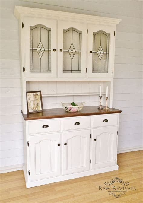 pin  china cabinets  hutches painted