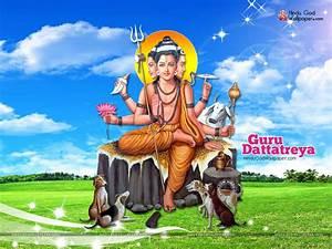 Guru Dattatreya Wallpapers & Photos Free Download