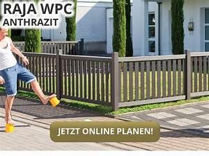 kostenfreier online zaunplaner bequem und einfach zaun With garten planen mit balkon zaun metall