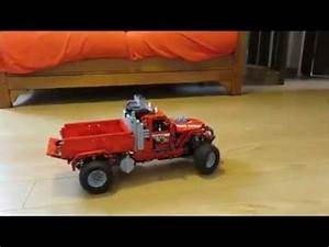 Lego Technic Pick Up : lego technic pick up truck youtube ~ Jslefanu.com Haus und Dekorationen