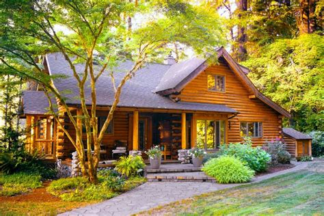 rustic house landscaping ideas