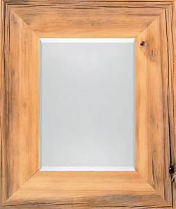 Spiegel Zum Aufstellen : spiegel im landhausstil holz 7cm facette ~ Whattoseeinmadrid.com Haus und Dekorationen