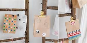 Adventskalender Tüten Depot : diy leiter adventskalender sch n bei dir by depot ~ Watch28wear.com Haus und Dekorationen