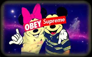 Mickey Mouse Dope Edits