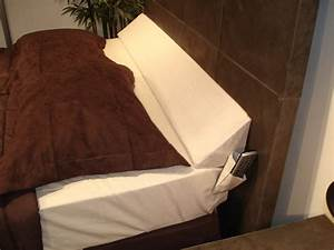 1000 images about beds bedrooms sleep on pinterest With bed wedge to keep pillows from falling