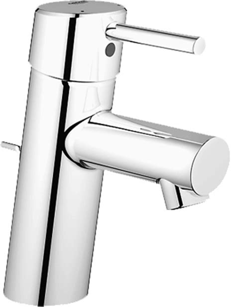 Grohe Concetto Faucet Bathroom by Grohe 34270001 Chrome Concetto One Handle Lav Faucet