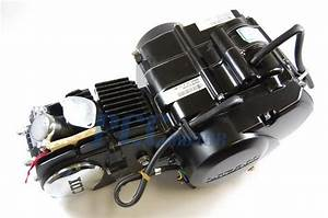 Semi Automatic Lifan 125cc Motor Engine Xr50 For Sale On