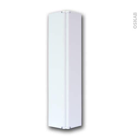 raccord de plinthe de cuisine jonction d angle ou droite hauteur 15 cm blanc mat sokleo oskab