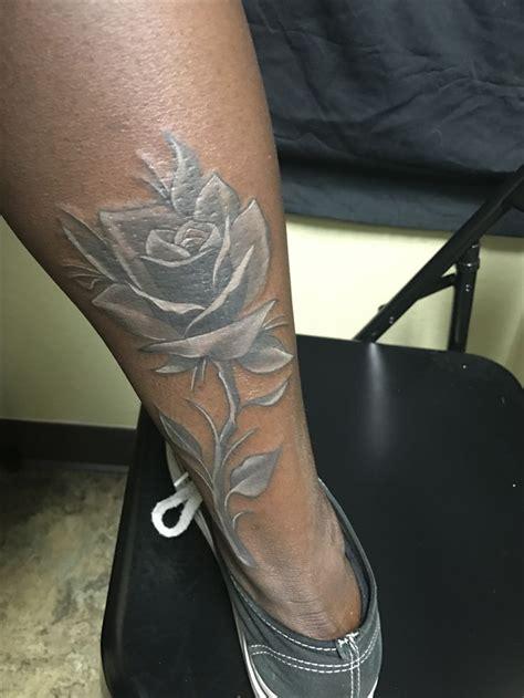 white tattoos  dark skin tats pinterest tattoo