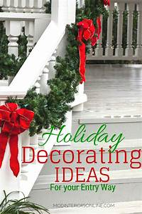 Holiday Decorating Ideas For Your Entryway MOD Interiors