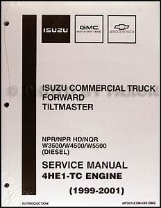 Wgm 1999 Gmc W4500 Alternator Wiring Diagram Zip Download