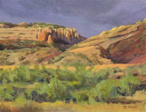Western Landscape Paintings