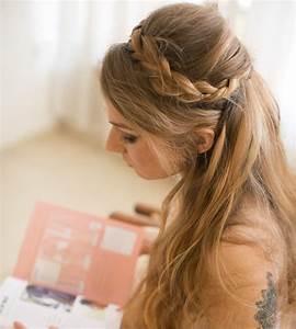 Chignon Demoiselle D Honneur Mariage : coiffure demoiselle d 39 honneur cheveux long le7emecontinent ~ Melissatoandfro.com Idées de Décoration