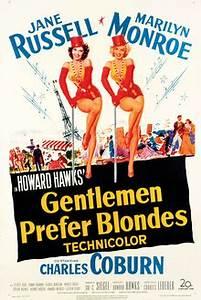Gentlemen_Prefer_Blondes_(1953)_film_poster – Ticket to Ride
