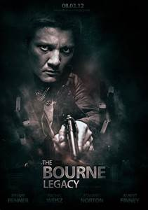 The Bourne Legacy Poster by NINJAIWORKS on DeviantArt