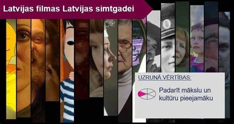 Latvijas simtgades filmas veicina sabiedrības izaugsmi ...