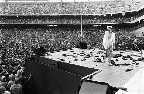 Mick Jagger Anaheim Ca 1978 Lynn Goldsmith