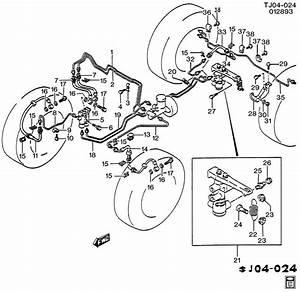 Chevrolet Brake Lines