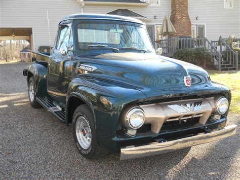 1954 Ford F100 by 1954 Ford Truck F100 Classic Ford F 100 1954 For Sale