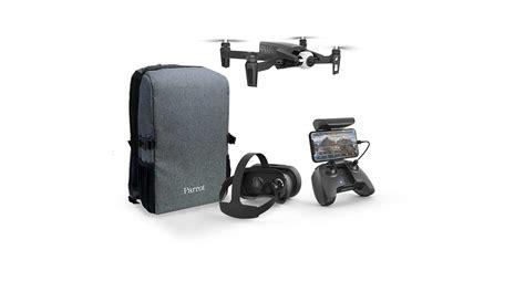 parrot launches anafi fpv kit   stream video   drone camera jabber