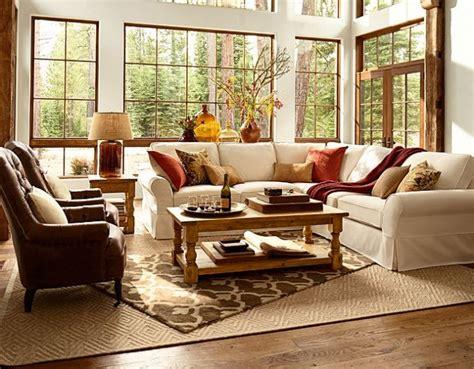 Pottery Barn Inspired Living Room by Pottery Barn Catalog Joyful Scribblings