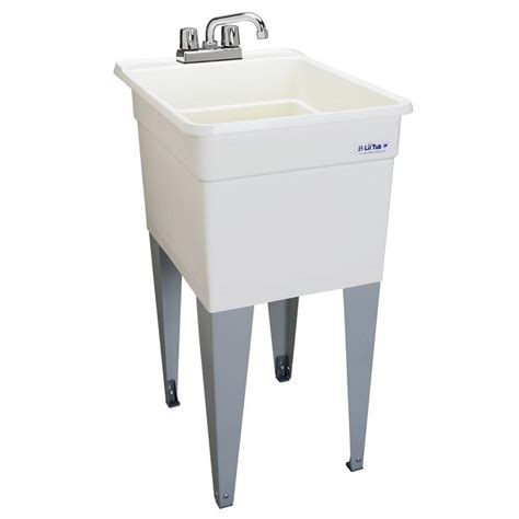 laundry sink home depot 17 best ideas about laundry tubs on laundry