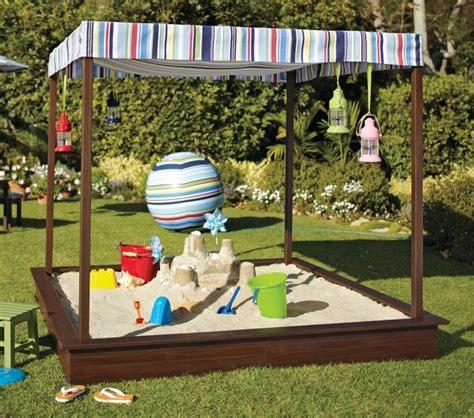 Backyard Sand by Bring The In Your Backyard Amazing Diy Sandbox