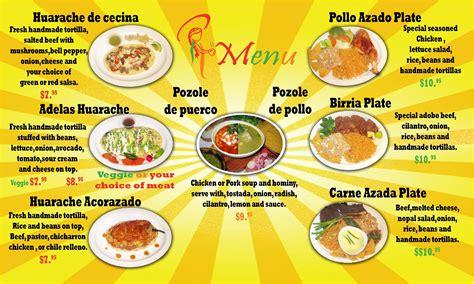 carte cuisine menus portland mercado