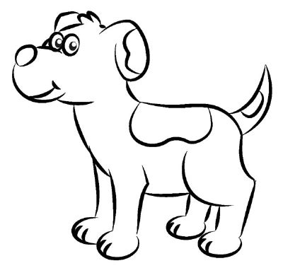 trace  lines   draw  dog howstuffworks