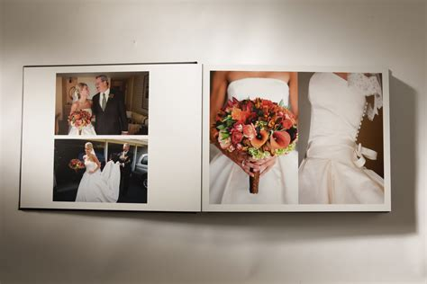 a wedding album wedding photo album wedding bouquet