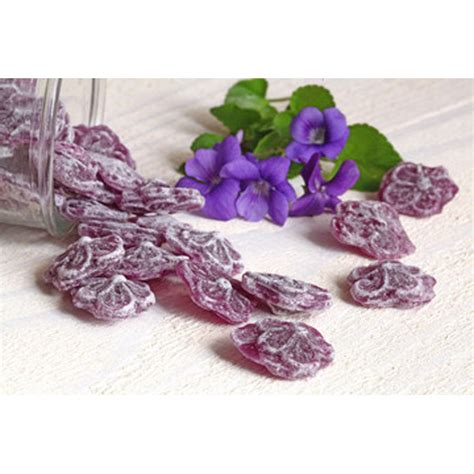 sachet bonbon violette x6 adg diffusion fr