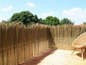 Sichtschutzmatten Für Zäune : balkon sichtschutzmatten aus weide bambus schilfrohr co ~ Articles-book.com Haus und Dekorationen
